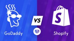 GoDaddy vs Shopify