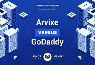 Arvixe vs. GoDaddy