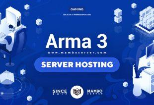Best Arma 3 Server Hosting