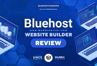 Bluehost Website Builder Review