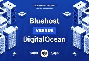 Bluehost vs. DigitalOcean