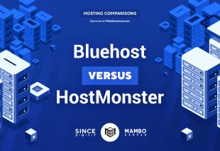 Bluehost vs. HostMonster