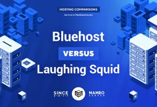 Bluehost vs. Laughing Squid