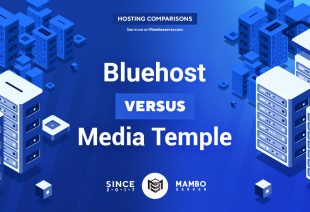 Bluehost vs. Media Temple