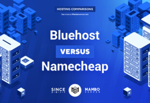 Bluehost vs. Namecheap