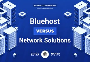 Bluehost vs. Network Solutions