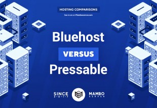 Bluehost vs. Pressable
