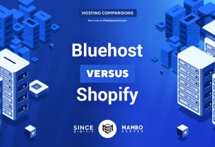 Bluehost vs. Shopify