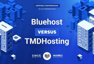 Bluehost vs. TMDHosting