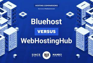 Bluehost vs. WebHostingHub