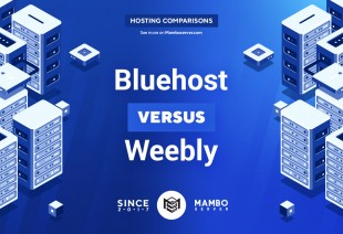 Bluehost vs. Weebly
