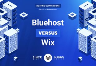 Bluehost vs. Wix