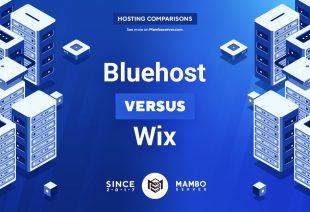 Bluehost vs. Wix
