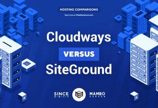 Cloudways vs. SiteGround