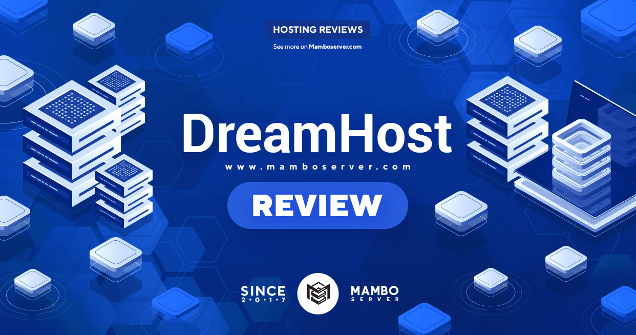 DreamHost Review   A Very Good Recommendation for 21