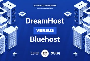 DreamHost vs. Bluehost