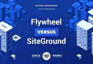 Flywheel vs. SiteGround