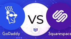 GoDaddy vs Squarespace