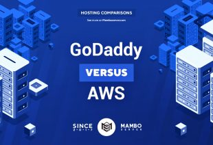 GoDaddy vs. AWS
