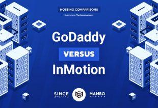 GoDaddy vs. InMotion Hosting