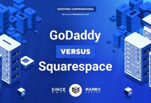GoDaddy vs. Squarespace