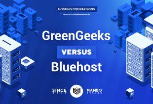 GreenGeeks vs. Bluehost
