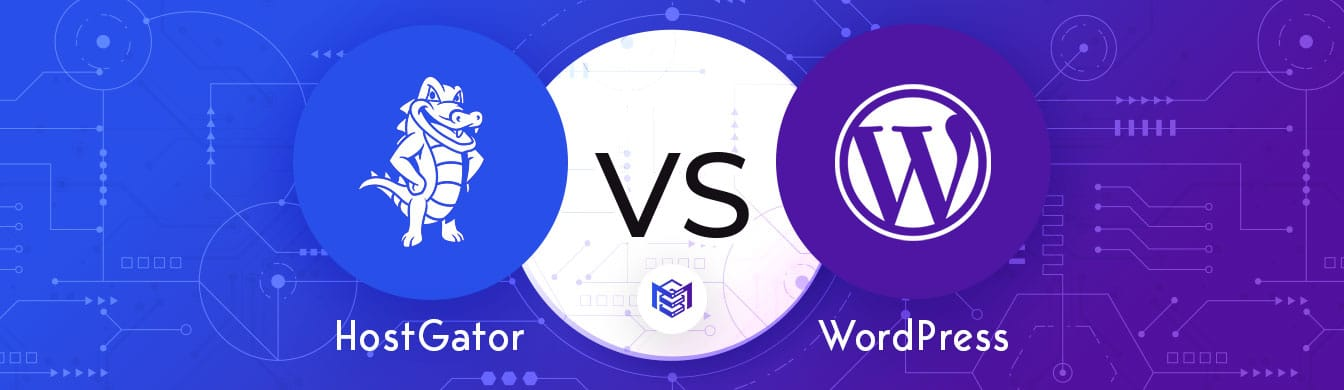 HostGator vs. WordPress