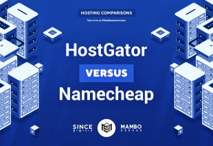 HostGator vs. Namecheap