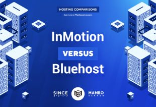 InMotion Hosting-vs. Bluehost