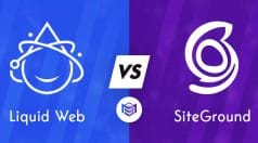 Liquid Web vs SiteGround
