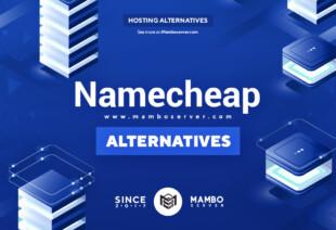Namecheap Alternatives