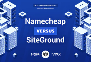 Namecheap vs. SiteGround