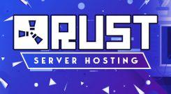 Rust Server Hosting