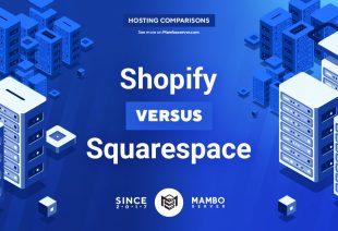 Shopify vs. Squarespace