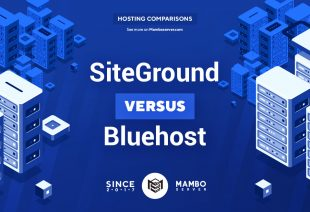 SiteGround vs. Bluehost