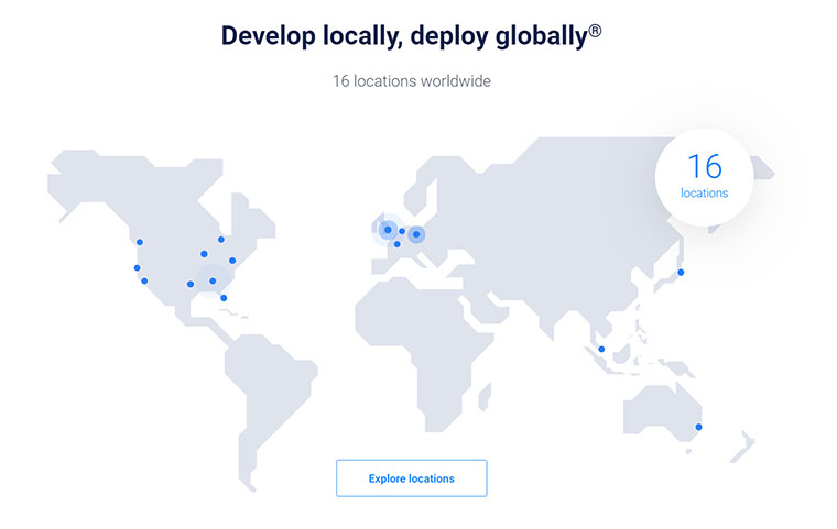 Vultr Worldwide Coverage and Reliable Uptime