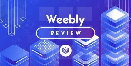 does weebly offer email