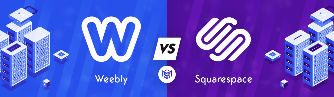 Weebly vs. Squarespace – Two Site Builders With Plenty to Offer