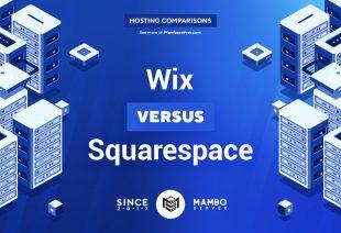 Wix vs. Squarespace