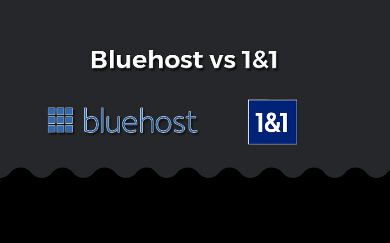 Bluehost vs 1&1 Comparison for Web Hosting & More!
