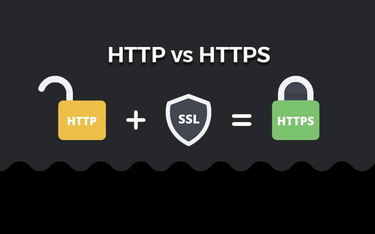 differences http vs https for websites