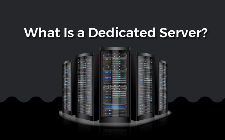 what is a dedicated server for hosting